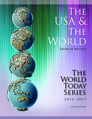 The USA and The World 2016-2017 (World Today