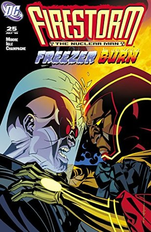 Firestorm: The Nuclear Man (2006-) #25