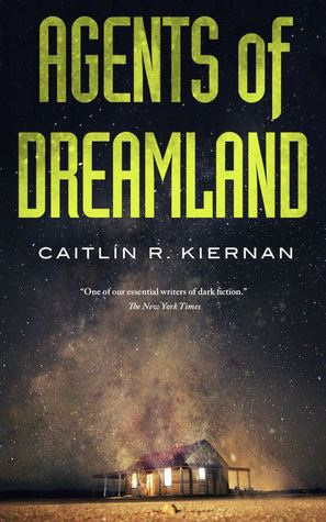 Image result for Caitlín R. Kiernan: Agents of Dreamland.