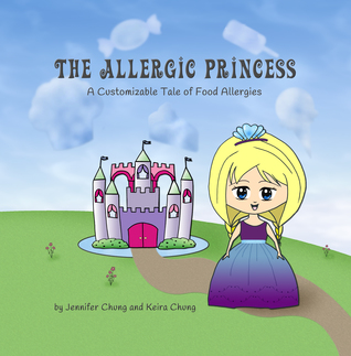 The Allergic Princess: A Customizable Tale of Food Allergies