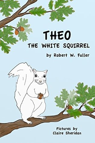 Theo the White Squirrel