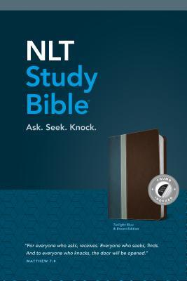 NLT Study Bible, Tutone (ePUB)