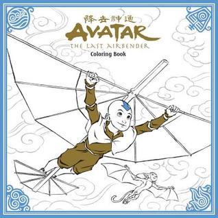 Avatar: The Last Airbender Coloring Book por Nickelodeon Publishing, Michael Dante DiMartino, Bryan Konietzko