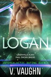 Logan(Greenville Alien Mail Order Brides 3)