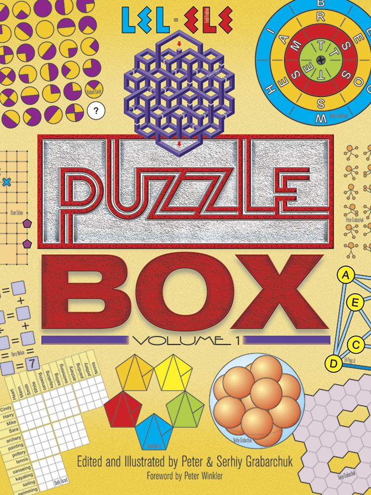 Puzzle Box, Volume 1