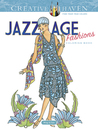 Creative Haven Jazz Age Fashions Coloring Book
