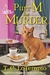 Purr M for Murder (Cat Rescue Mystery, #1)