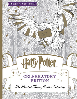 The Best of Harry Potter Coloring: Celebratory Edition
