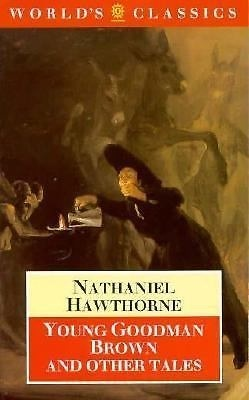 an analysis of the puritan themes in young goodman brown by nathaniel hawthorne