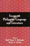 Essays on Philippine Language and Literature