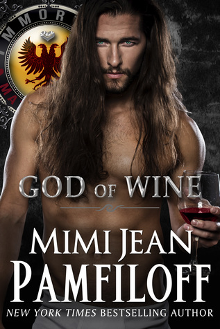 #Spotlight #NewRelease GOD OF WINE (Immortal Matchmakers, Inc. #3) by Mimi Jean Pamfiloff @MimiJeanRomance @TastyBookTours #Giveaway