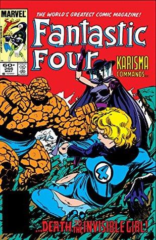 Fantastic Four (1961-1998) #266