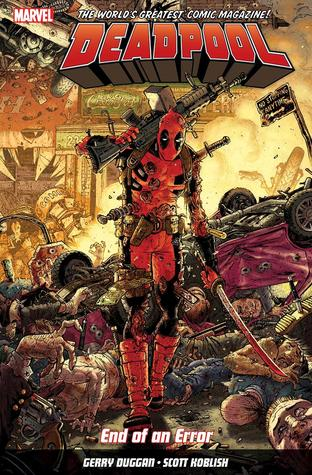 Deadpool: World's Greatest, Volume 2: End of an Error