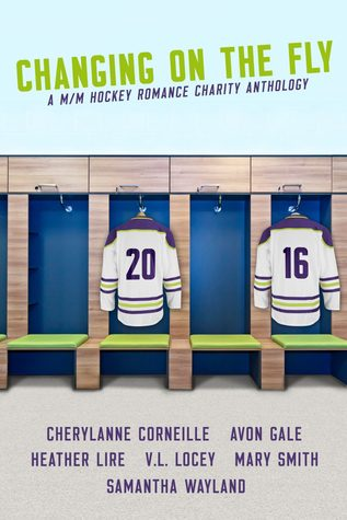 Changing on the Fly: A Hockey Charity Anthology