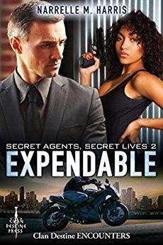 Expendable (Secret Agents, Secret Lives, #2)