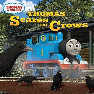 Thomas Scares the Crows (Thomas & Friends) (Pictureback