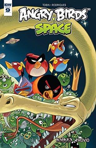 Angry Birds Comics (2016-) #9