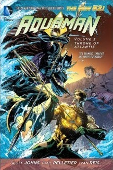Aquaman, Volume 3: Throne of Atlantis