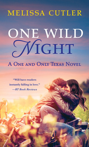 One Wild Night(One and Only Texas 3)