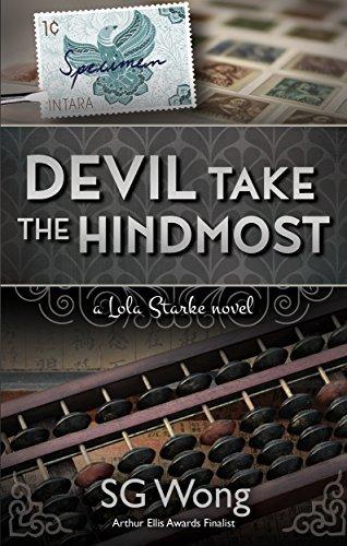 Devil Take the Hindmost: A Lola Starke Novel