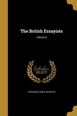 The British Essayists; Volume 6