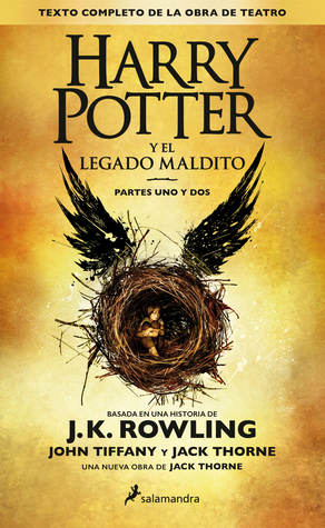 Harry Potter y el legado maldito (Harry Potter, #8)
