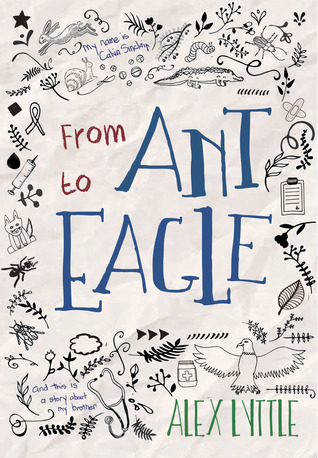 From Ant to Eagle by Alex Lyttle