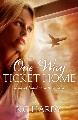 One-Way Ticket Home by K.C. Hardy