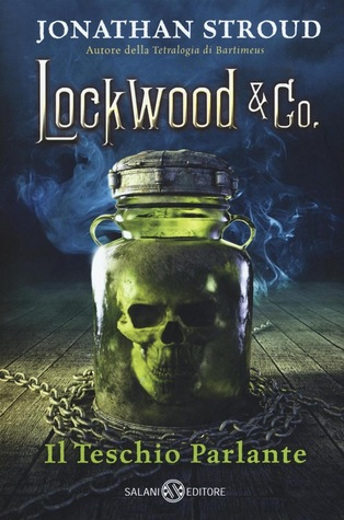 Il techio parlante (Lockwood & Co., #2)