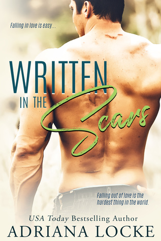 Written in the Scars Book Cover