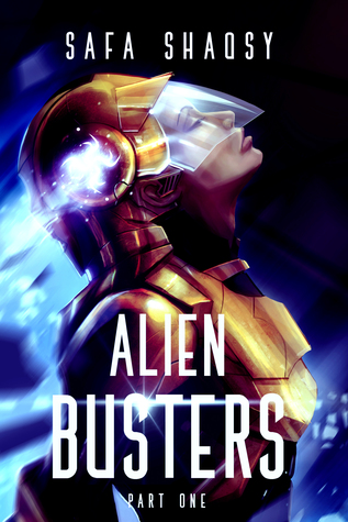 Alien Busters: Alien Hunting (Alien Busters Part One)