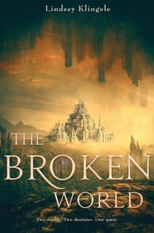 The Broken World (Marked Girl #2)