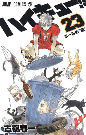 ハイキュー!! 23 [High Kyuu!! 23] (Haikyuu!!, #23)
