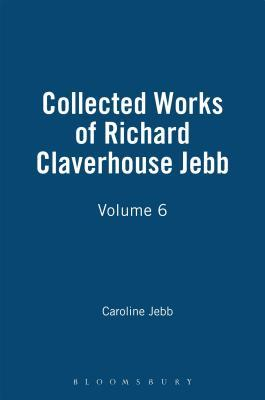 Life & Letters of Sir Richard Jebb