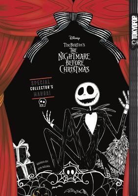 nightmare before christmans manga edition