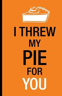 I Threw My Pie for You: Cuaderno Orange Is the New Black. Tapa Blanda, Naranja, 14 X 21 CM, 140 Paginas
