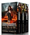 The Undergrounders Books 1-3