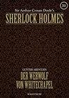 SHERLOCK HOLMES 31: Der Werwolf von Whitechapel