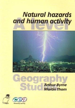 Natural Hazards and Human Activity