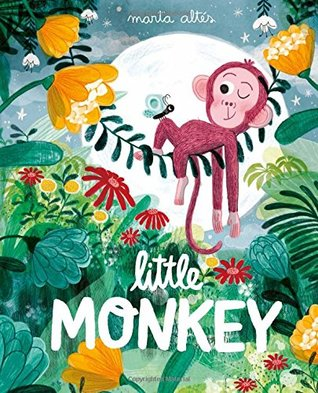 Little Monkey by Marta Altés