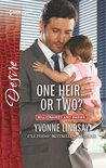 One Heir...or Two? by Yvonne Lindsay