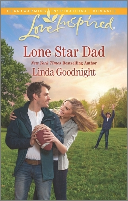 Book Review: Lone Star Dad by Linda Goodnight