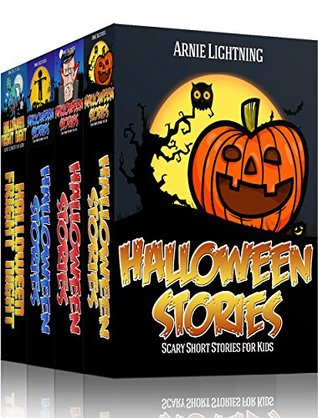 Halloween Stories (4 Books in 1): Spooky Halloween Stories for Kids, Halloween Jokes, and Activities (Haunted Halloween Fun Book 2)