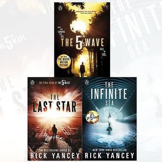 Rick Yancey Collection The 5th Wave Series 3 Books Bundle (The 5th Wave: The Last Star (Book 3), The 5th Wave: The Infinite Sea (Book 2), The 5th Wave (Book 1))