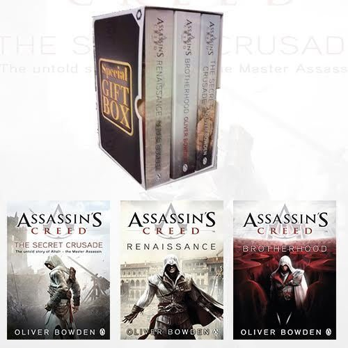 Assassin's Creed 3 Book Collection