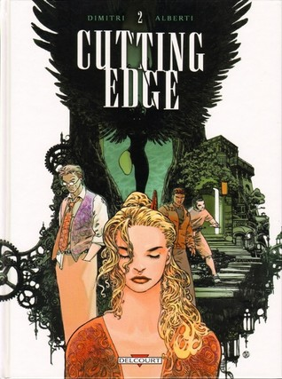 Cutting edge, Tome 2 (Cutting Edge, #2)