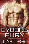 Cyborg Fury (Burning Metal #2)