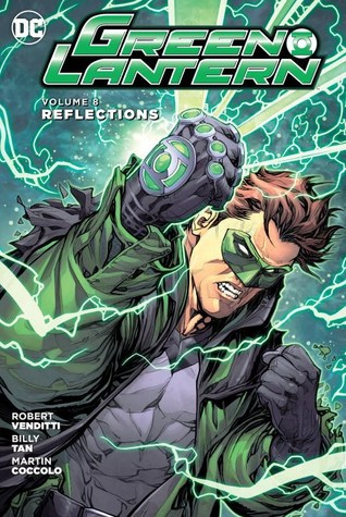 Green Lantern, Volume 8: Reflections