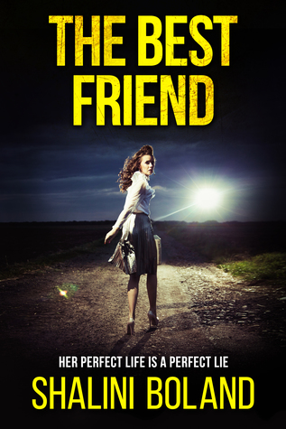 The Best Friend - a chilling psychological thriller