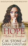 Hope for Nolan O'Donoghue (An Outlaw's Mail Order Bride Series Book 1)